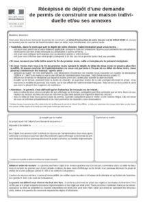 thumbnail of Cerfa 13406 06 Permis De Construire Maison Individuelle