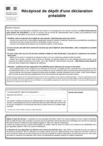 Demandes d 39 autorisations site officiel de la commune d 39 ardon for Cerfa maison individuelle